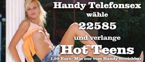 Handy Telefonsex Hot Teens